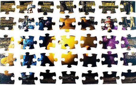Puzzle z vlastních fotografií ve 3 velikostech