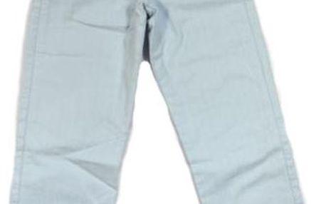 Světle modré kalhoty nyní v jedinečné akci za skvělou cenu