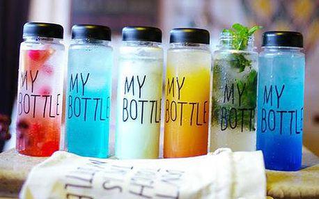 Hit roku! Láhev My Bottle + stylová kapsa
