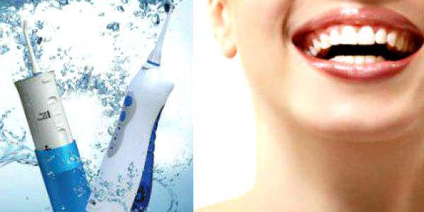 Ústní sprcha Oral Irigator pro péči o dutinu ústní a chrup