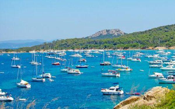 Jižní Francie s koupáním - Marseille a ostrov Porquerolles na 4 nebo 5 dní