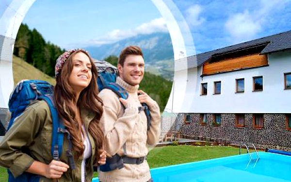 Celoroční pobyt na Dolní Moravě na 3 dny v apartmánech pro 2 až 6 osob