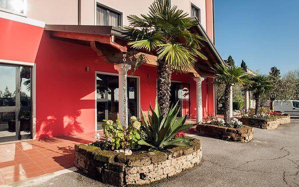 Hotel Maraschina Zážitková dovolená u Lago di Garda, Itálie, Lago di Garda, 7 dní, Autobus, Polopenze, Alespoň 3 ★★★, sleva 19 %
