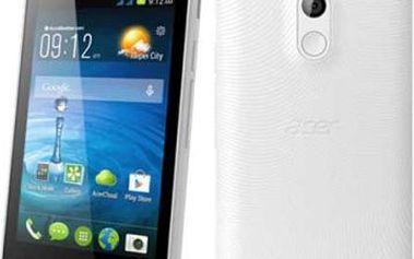 Mobilní telefon Acer Liquid Z200 Dual Sim bílý