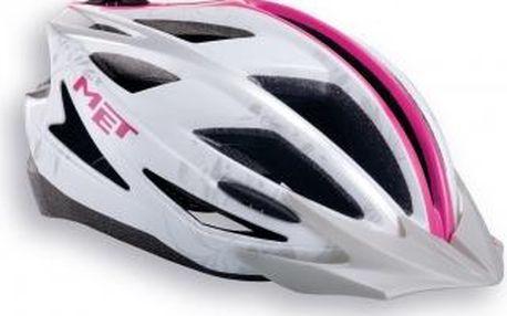 Dámské cyklistická helma Met PILGRIM LADY