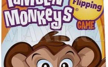 Padající opičky skákací hra Mattel
