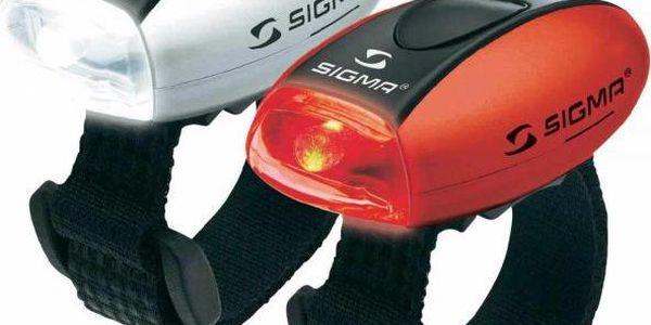 Set světel Sigma Micro pro vaši bezpečnost na kole