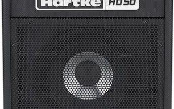 Baskytarové tranzistorové kombo Hartke HD50