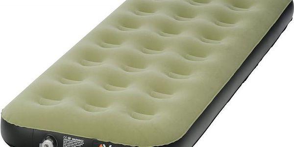Kvalitní nafukovací matrace Vango Flocked Airbed Single