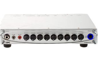 Baskytarový tranzistorový zesilovač Gallien-Krueger MB 800