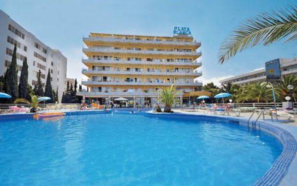 Španělsko, oblast Mallorca, doprava letecky, all Inclusive, ubytování v 2* hotelu na 12 dní