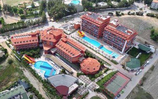 Turecko, oblast Side, doprava letecky, all Inclusive, ubytování v 4* hotelu na 8 dní