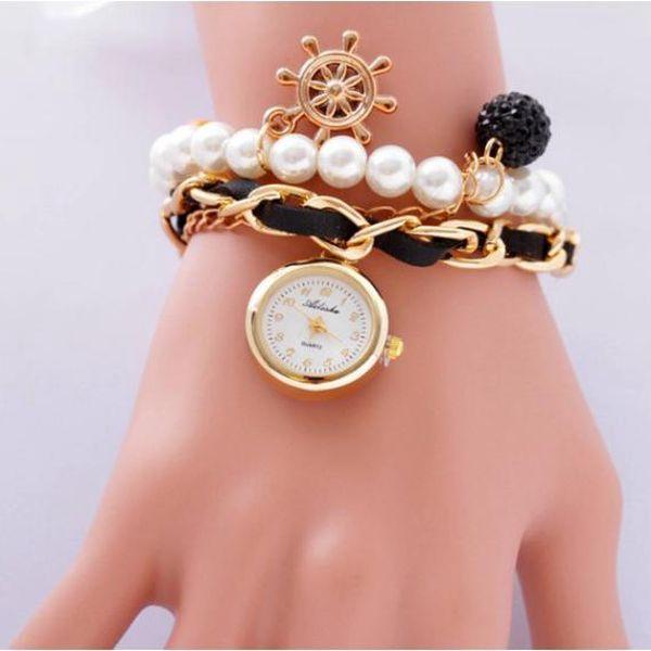 Dámské hodinky vintage style!
