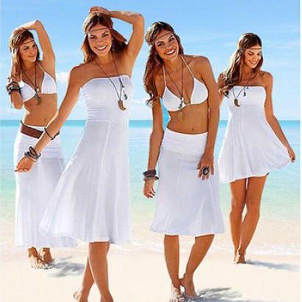 Plážové šaty 2v1!