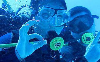 Kurz potápění pro začátečníky v potápěčské škole NemoDiving!