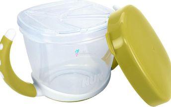 Žlutozelený Svačinový box