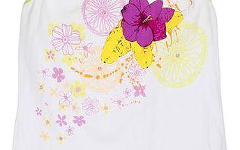 Dívčí tričko - bílé