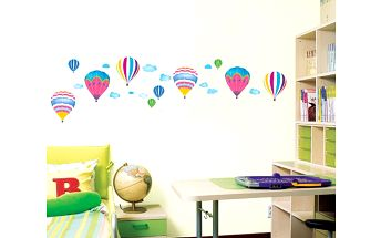 Ambiance Dekorační samolepky - balóny