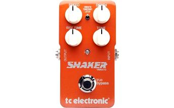 Kytarový efekt tc electronic Shaker Vibrato