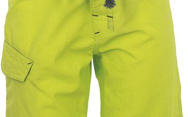 Dětské šortky VECTA JR, Lime punch