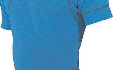 Sensor Doubleface EVO tričko s krátkým rukávem modrá S