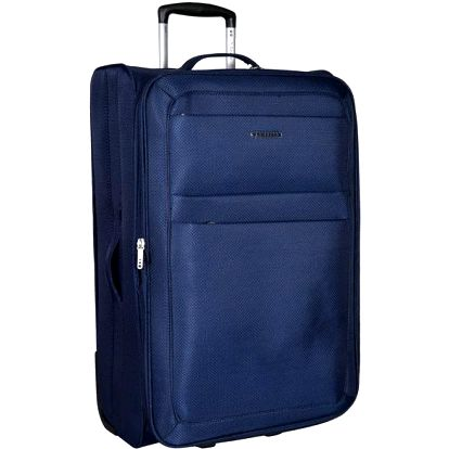 Sirocco Cestovní kufr T-938/3-70 modrá