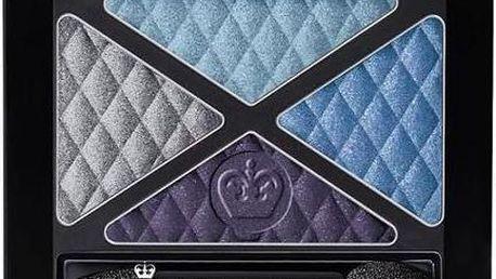 Oční stíny Rimmel London Glam Eyes Quad Eye Shadow - Odstín 013 Sweet Smoulder