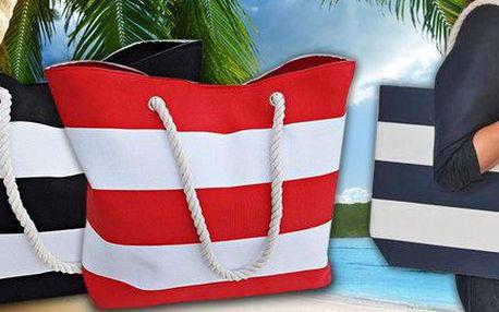Námořnické tašky NELL s lanovými uchy