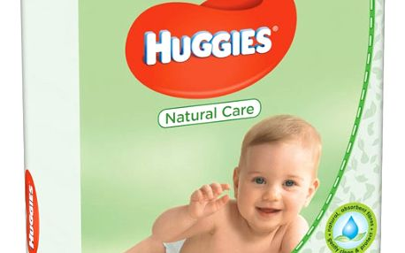 Huggies QUATRO Pack Natural 4x56ks