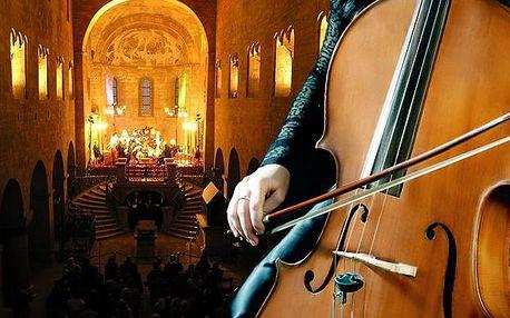 Hudba Pražského hradu - J. Pachelbel, W.A.Mozart a A. Vivaldi