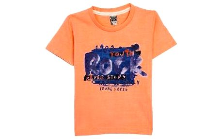 Tape a l'oeil - Dětské tričko s krátkým rukávem96-104cm
