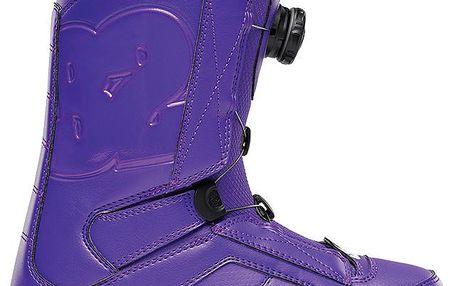 STW Boa Purple, fialová, 39