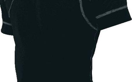 Sensor Doubleface EVO tričko s krátkým rukávem černá M