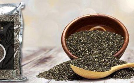 Chia semínka Allnature: 1 kg populární a na vlákniny bohaté potraviny!
