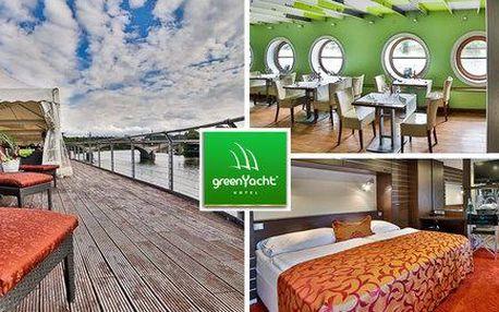 Romantický pobyt v hotelu Green Yacht