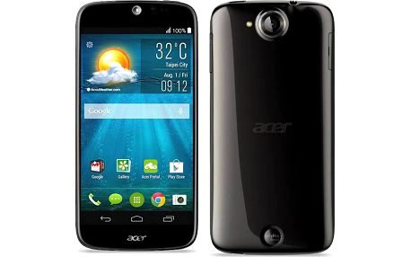 Mobilní telefon Acer Liquid Jade Dual Sim (HM.HH0EE.001) černý
