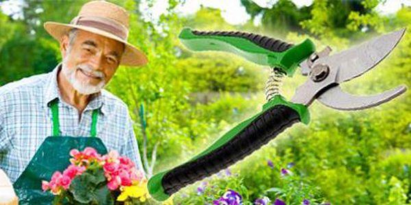 Zahradní nůžky: nepostradatelné na zahradě i v domácnosti!