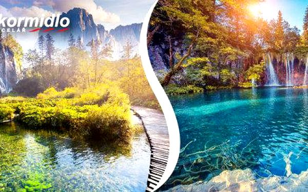Třídenní výlet na Plitvická jezera