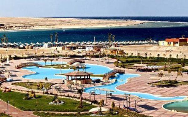 Egypt, oblast Marsa Alam, doprava letecky, all Inclusive, ubytování v 4* hotelu na 10 dní