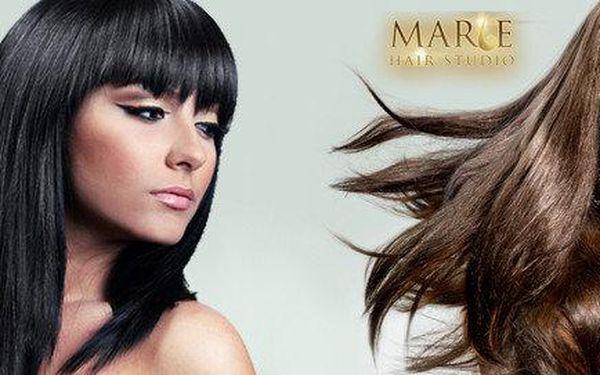 Dámský střih a regenerace vlasů pro moderní…