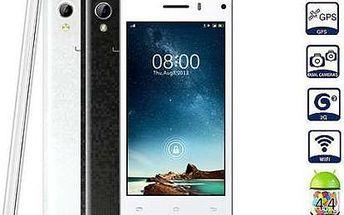 """Čtyřjádrový 4,5"""" Smartphone LEAGOO LEAD 3 s Androidem za cenu 2680Kč!"""