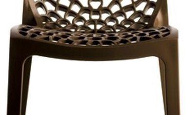 SCONTO GRUVYER Jídelní židle