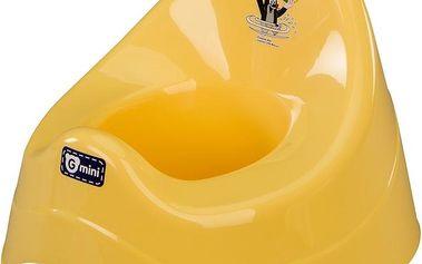 Nočník Krteček - žlutý