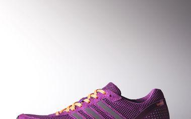 Dámské běžecké boty Adizero Adios Boost 2.0 Shoes, fialová, 38