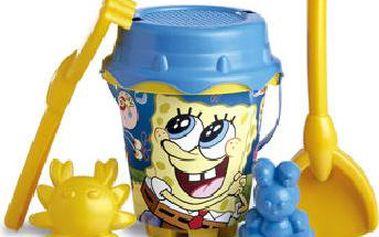 Pískový set Sponge Bob za úžasnou cenu