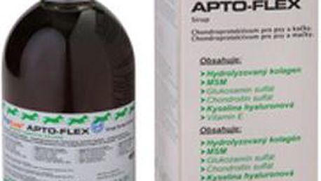 Aptus Apto-Flex VET sirup 500ml zajišťující výživu a regeneraci chrupavek a vazů v kloubech
