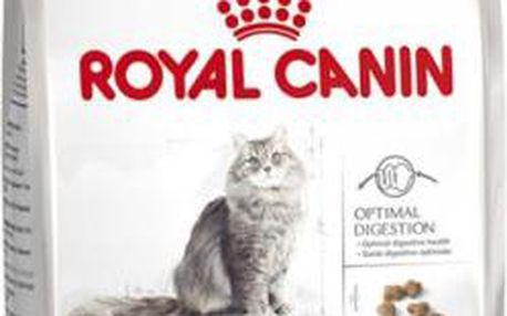 Krmivo pro dospělé, vybíravé kočky s citlivým trávením Royal Canin Sensible 33 10 kg