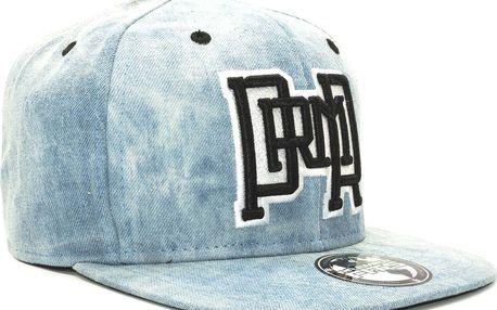 Kšiltovka Premier Fits PRMR Link Blue Acid Snapback