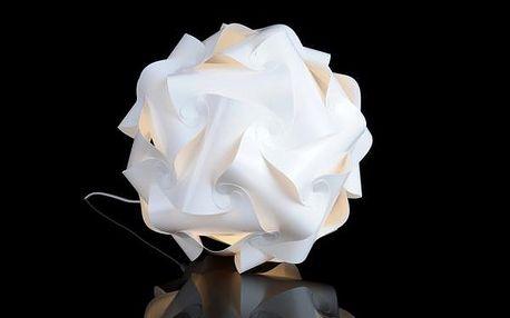 Puzzle lampa - neskládejte obrázky, poskládejte si originální světlo!