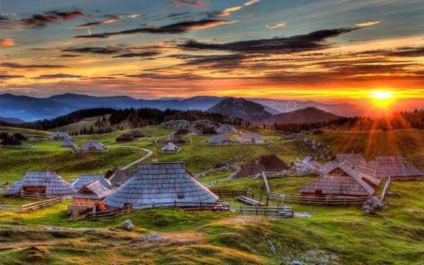 3denní dovolená na Slovinsku pro 4 osoby